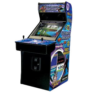 Video Arcade Games - Family Entertainment Center | Arcade Business ...