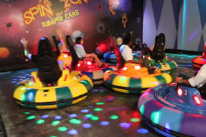 amusement equipment leasing for fun centers